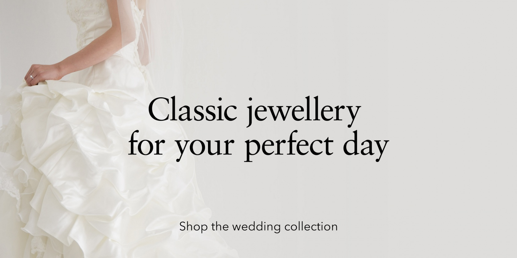 Shop the Wedding Collection
