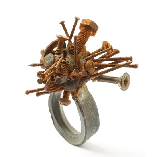 Karl Fritsch_Screw Ring 2010