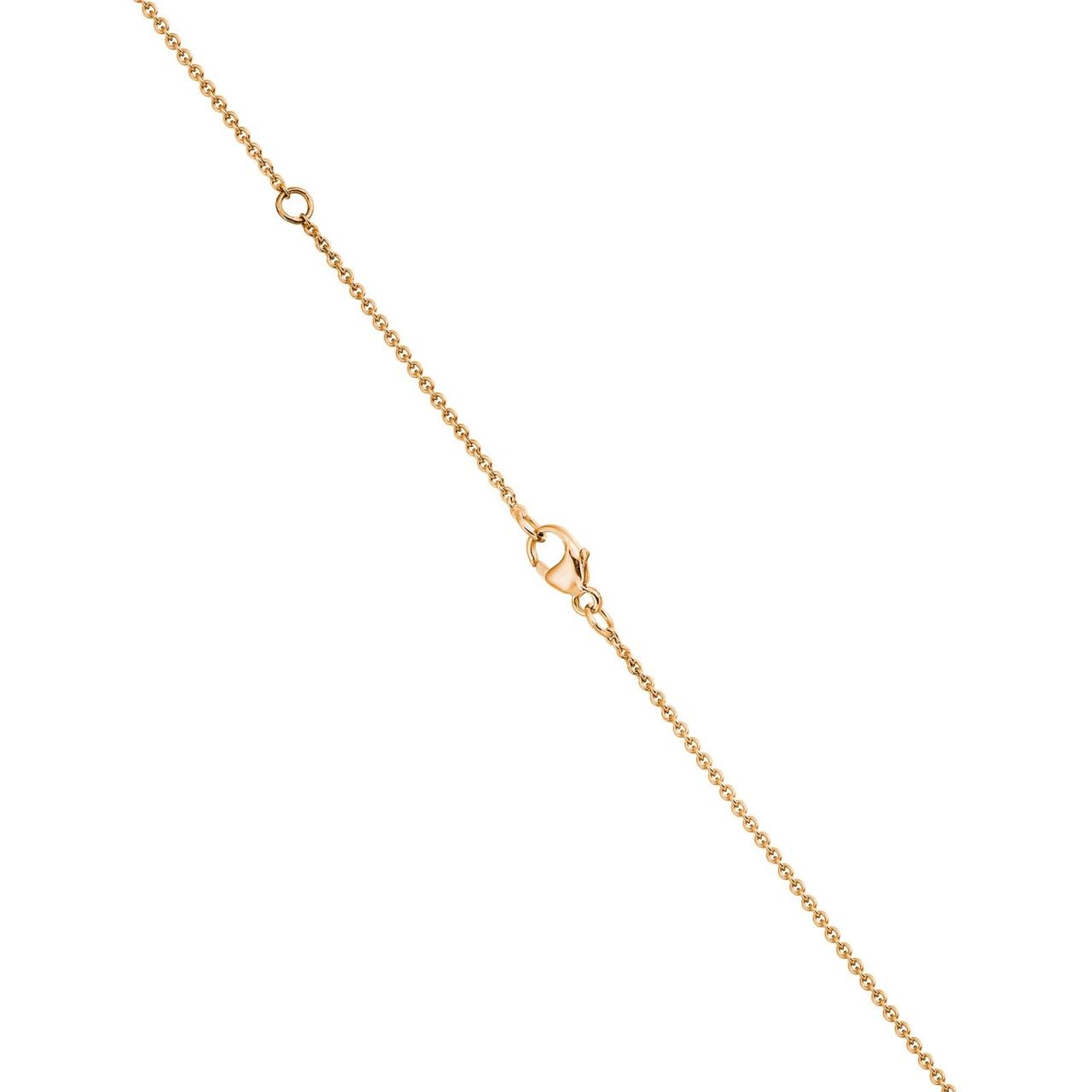 Mythologie Dewdrop Akoya Pearl Pendant in Rose Gold-APVARRG1236-1