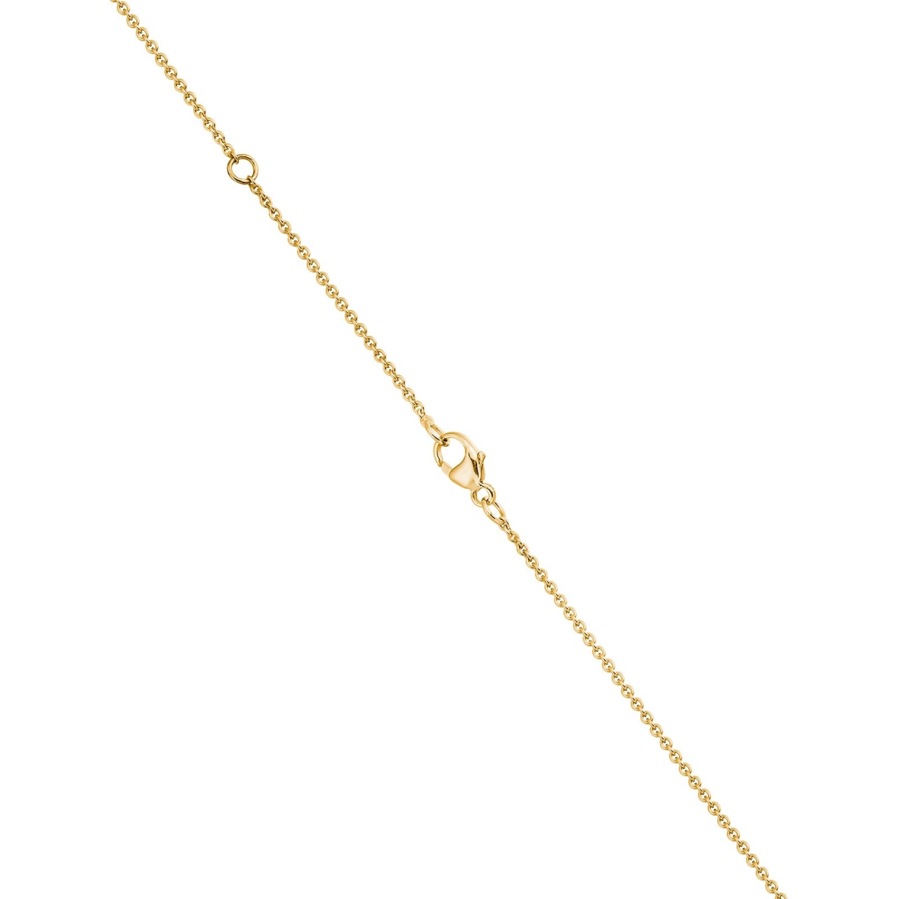 Lief Green Beryl Pendant in Yellow Gold-PEVARYG1176-1