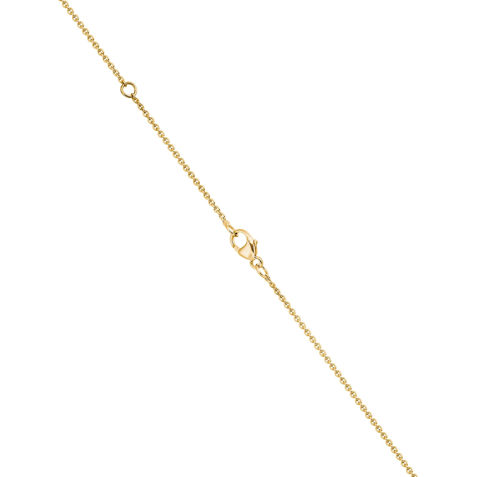 Astral Moon Pendant in Yellow Gold-PEDIYG1101-1