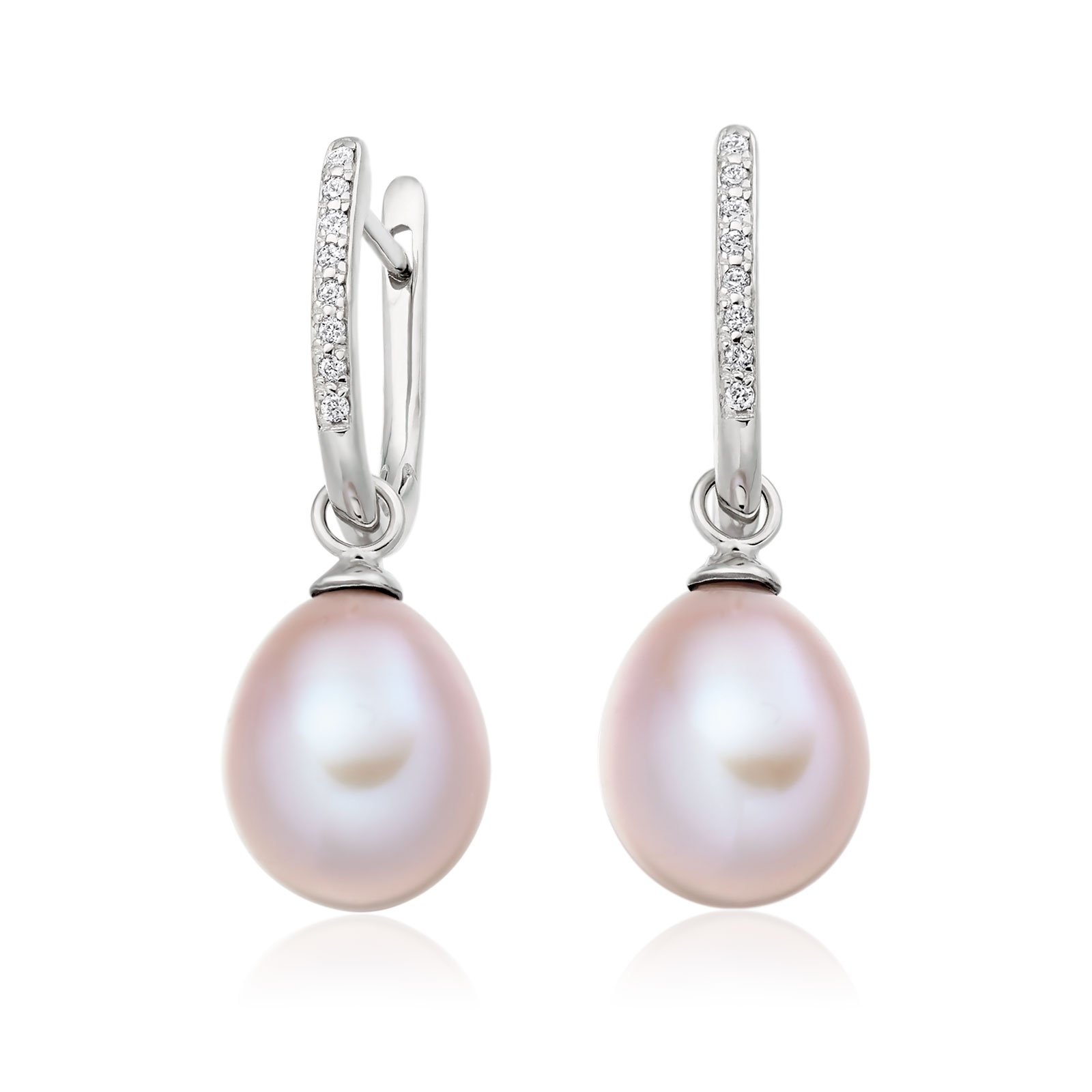 earrings freshwater gold mills pearl jewelers product white