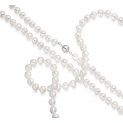 Opera Length Akoya Pearl Necklace-2
