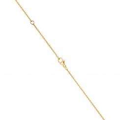 Astral Blaze Akoya Pearl Pendant in Yellow Gold-APWRYG1331-3