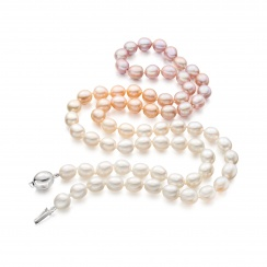 Blush Sunrise Necklace-2