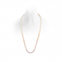 Blush Sunrise Necklace-1