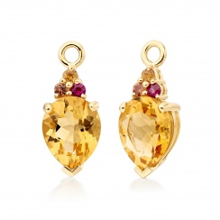 Pink Diamond Leverbacks with Astral Blaze Drops-EACTYG1126-3