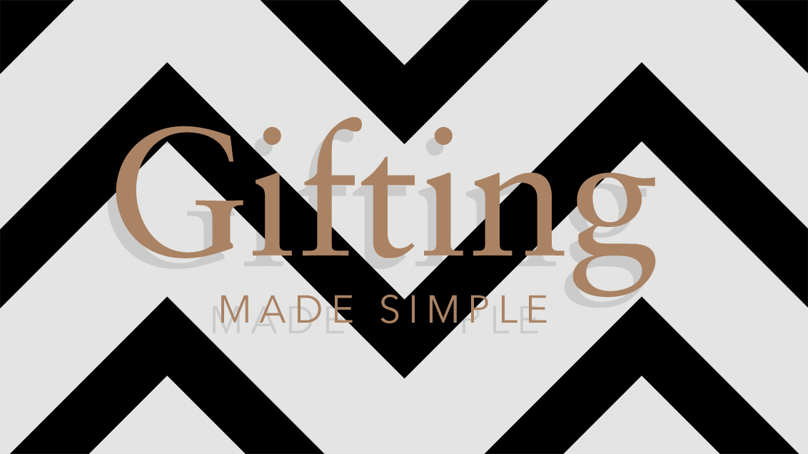Gifting Made Simple