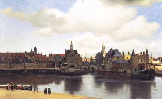 Vermeer-Delft