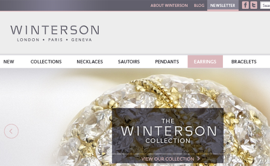 Buying Pearls Online with Winterson