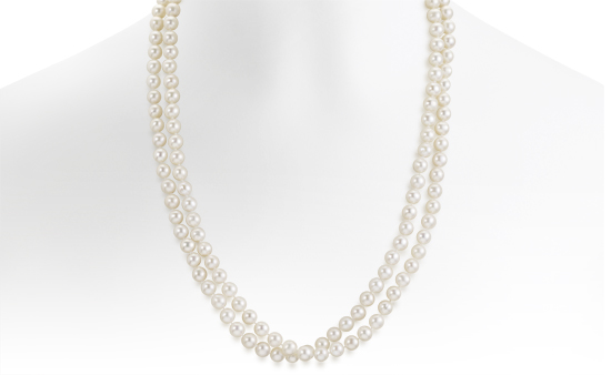 Win a pearl necklace in our Mother's Day competition