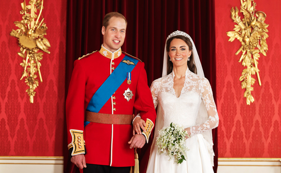 Jewellery at the Royal Wedding