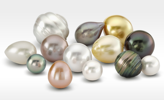 Freshwater pearls or saltwater pearls?