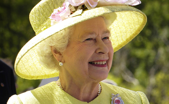 A Jubilee for the Queen of Pearls