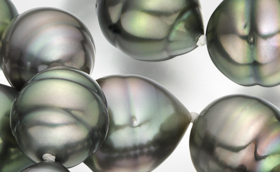 Pits, Chips and Bumps on the Surface