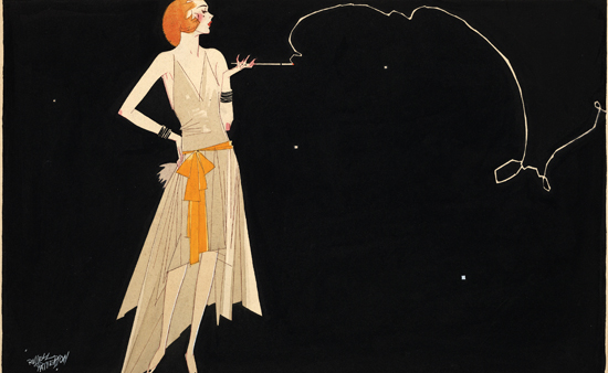 Roaring Twenties Fashion for SS 2012
