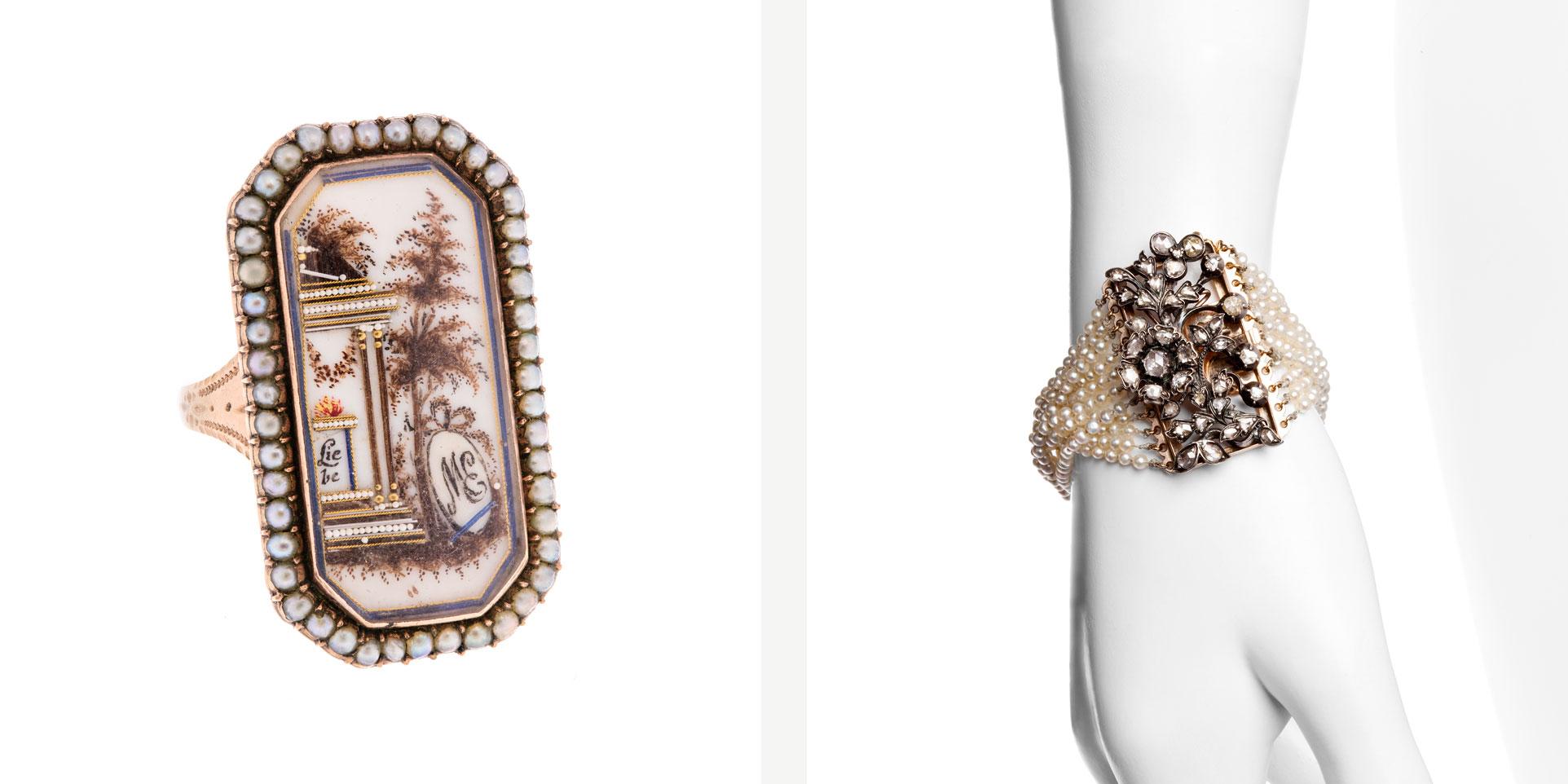Seed Pearl Jewellery