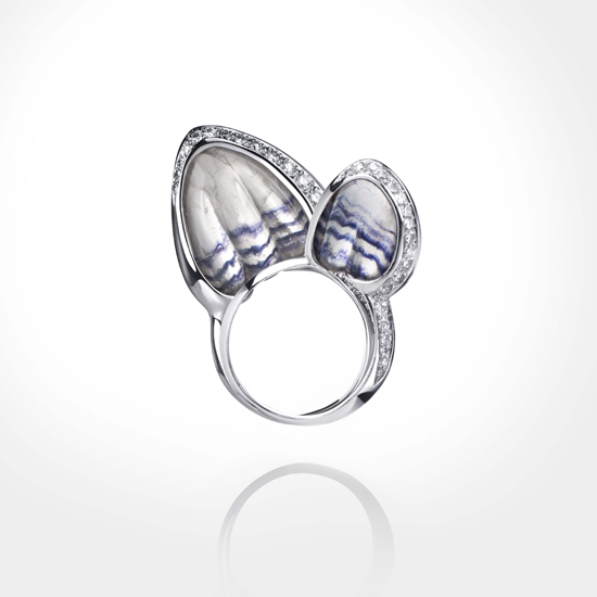 Fernando Jorge_Adonis Stacked Rings_2012