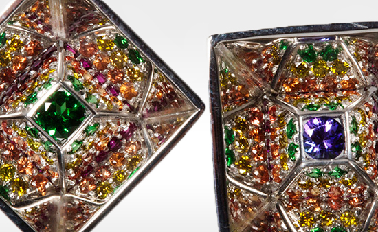 Inside Out Gems and Jewellery at IJL 2012