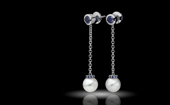 Enchanting Styles of Pearl Drop Earrings