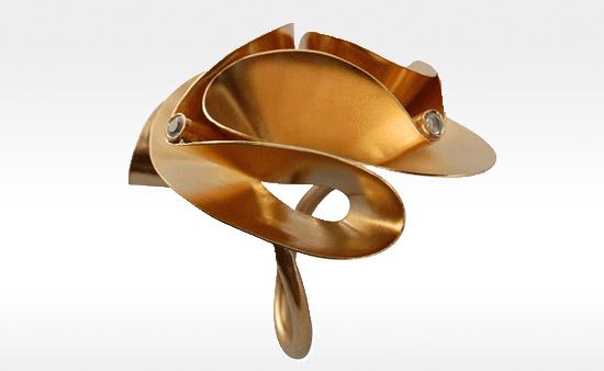 Ruffle-ring