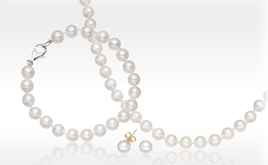 Akoya Pearl Jewellery Set
