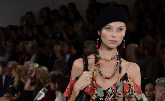 Jewellery Trends for Spring/Summer 2013