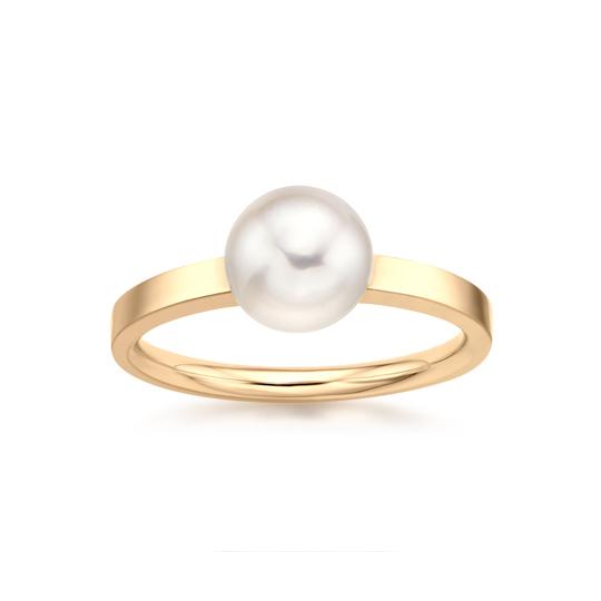 Akoya Pearl Ring