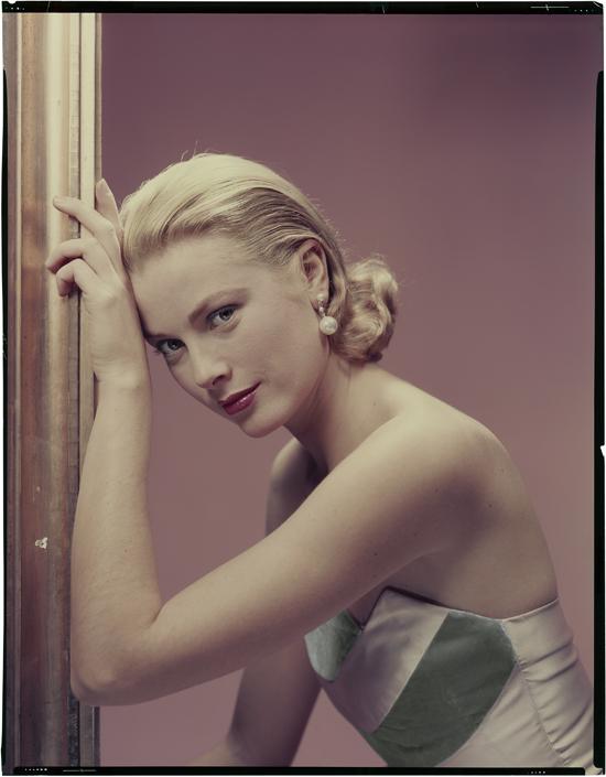 Grace Kelly 1955 for Cosmopolitan