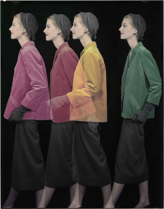 Spring Fashion 1953 for Vogue