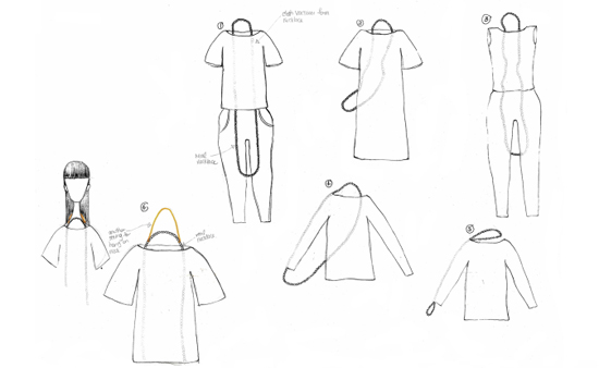 Bella Mung_Concept Sketches