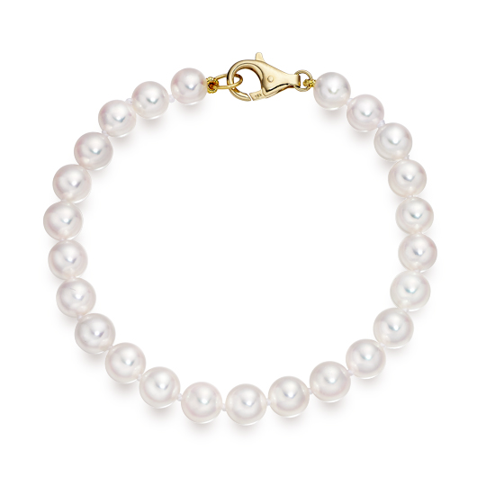 Winterson Akoya Pearl Bracelet