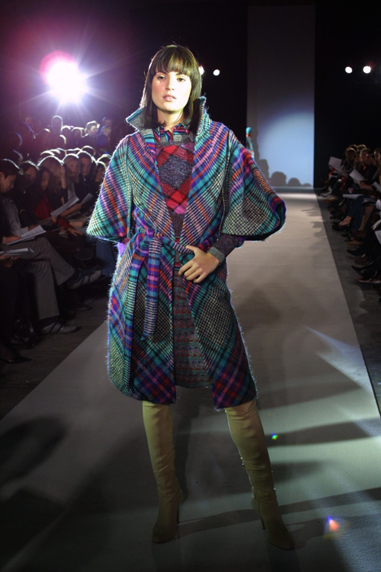 Women's knitted ensemble, Missoni