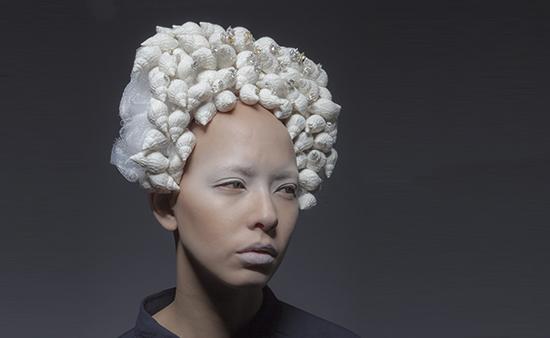 Fiona Chong Headpiece