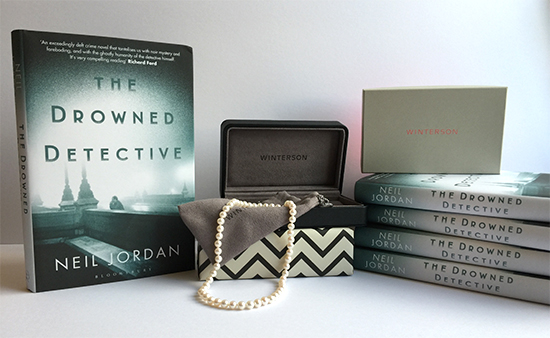 Win The Drowned Detective And A Winterson Pearl Necklace