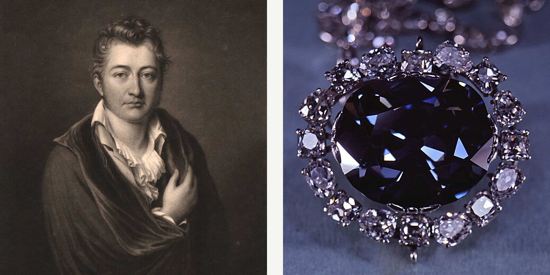 Henry Philip Hope and the Hope Diamond
